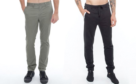 Mens Pants & Chinos Online