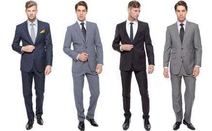 Mens Suits & Blazers NZ