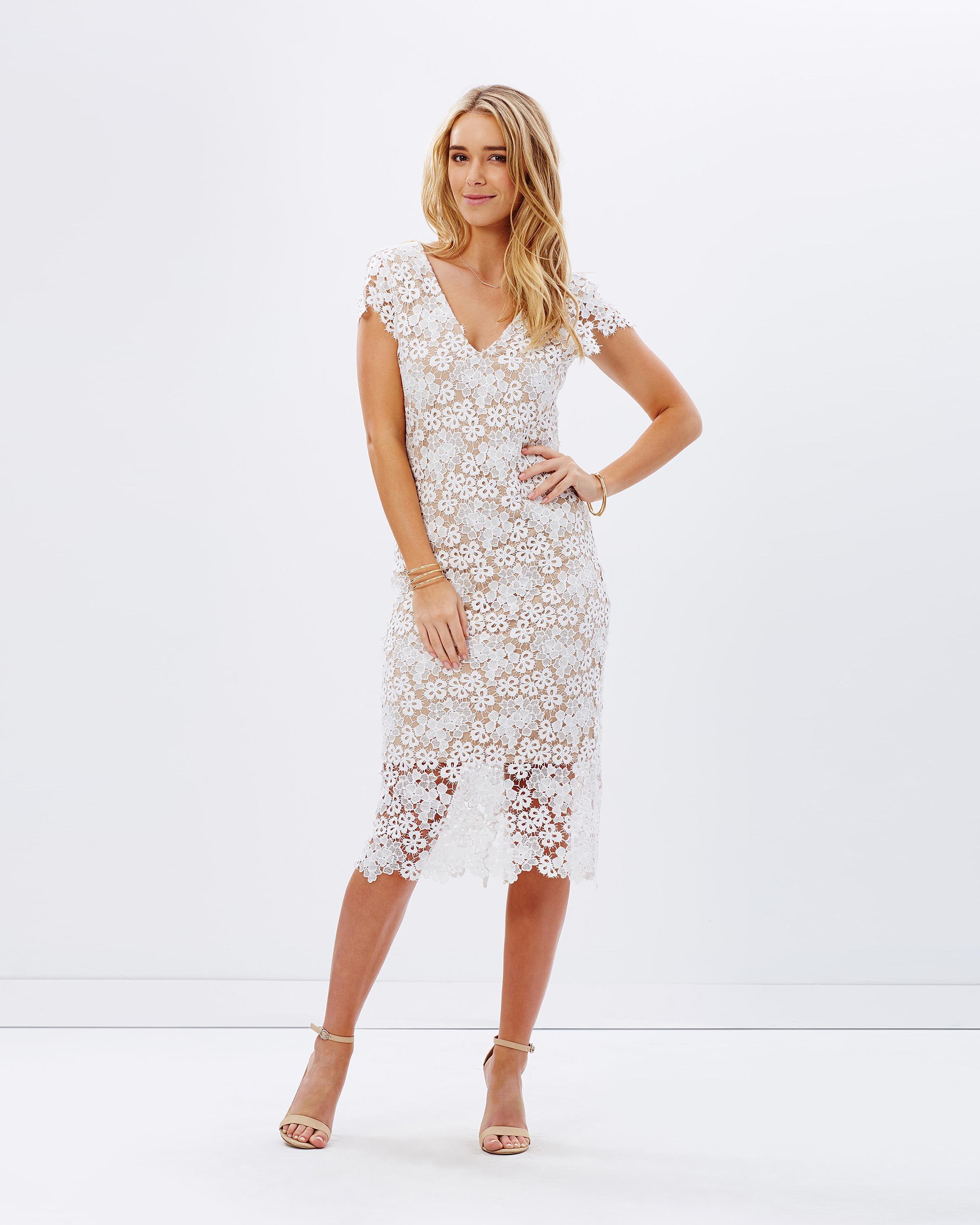 Lace Cocktail Dress Australia