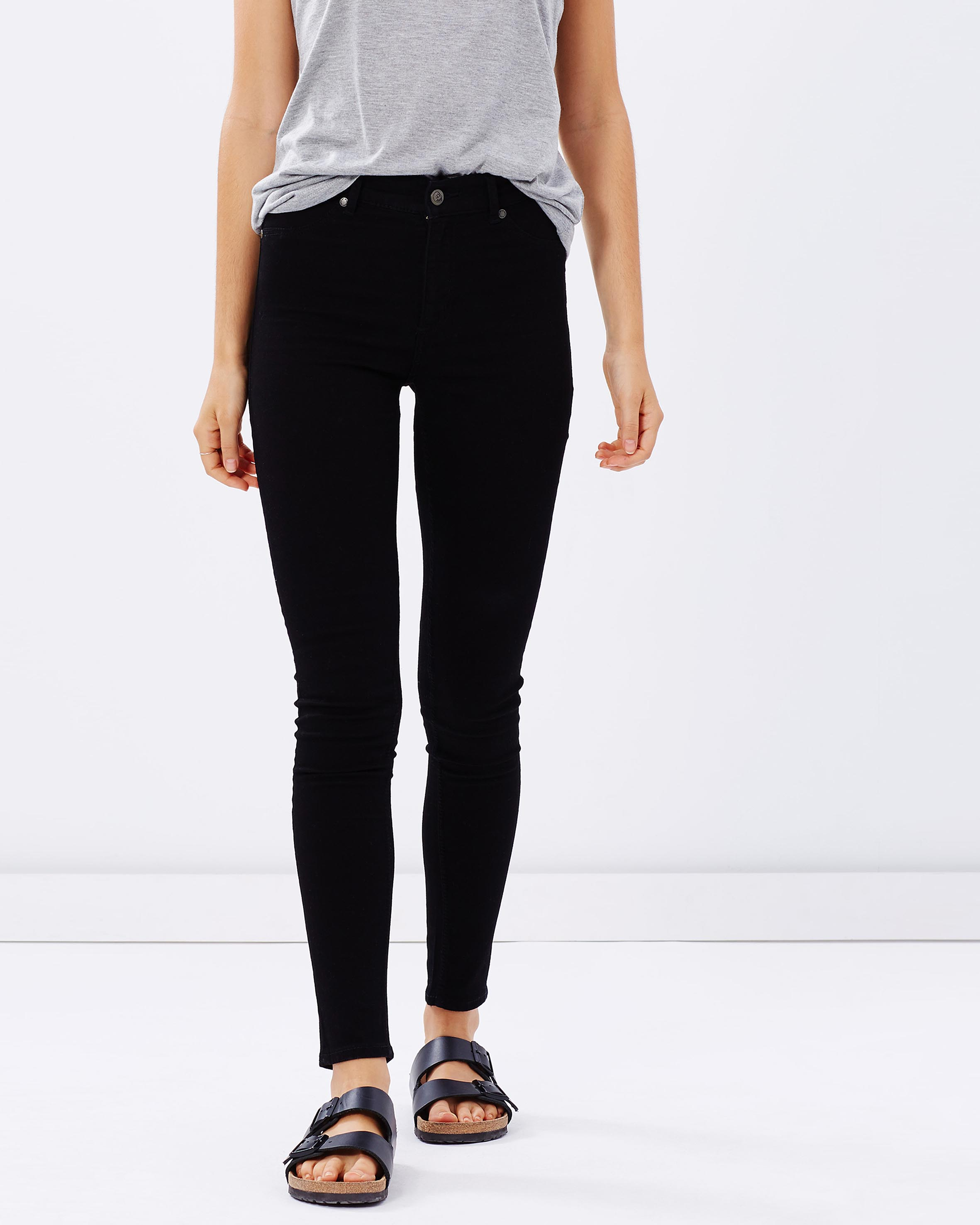 Cheap High Waisted Jeans Online