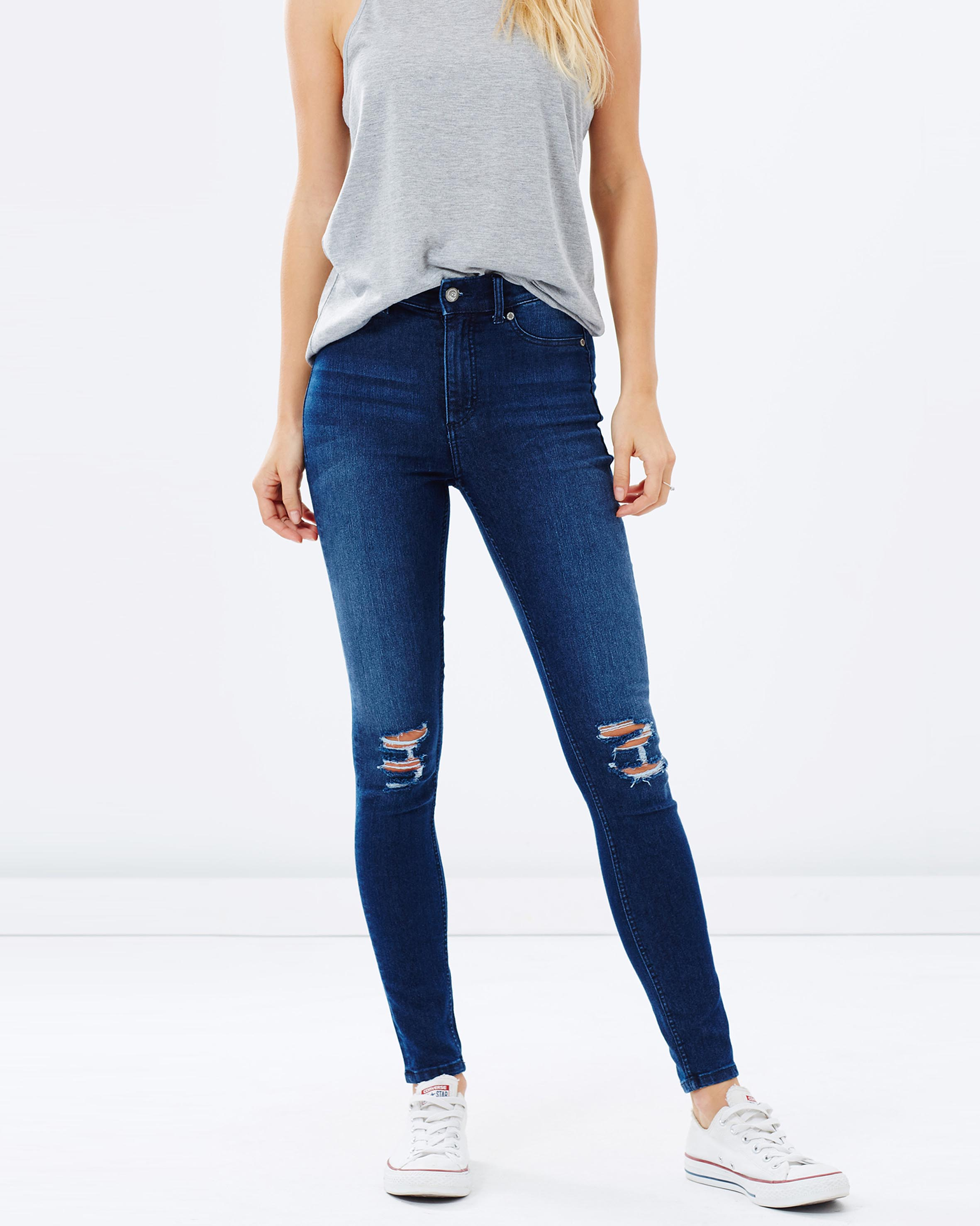 Cheap Monday Jeans Womens Ye Jean