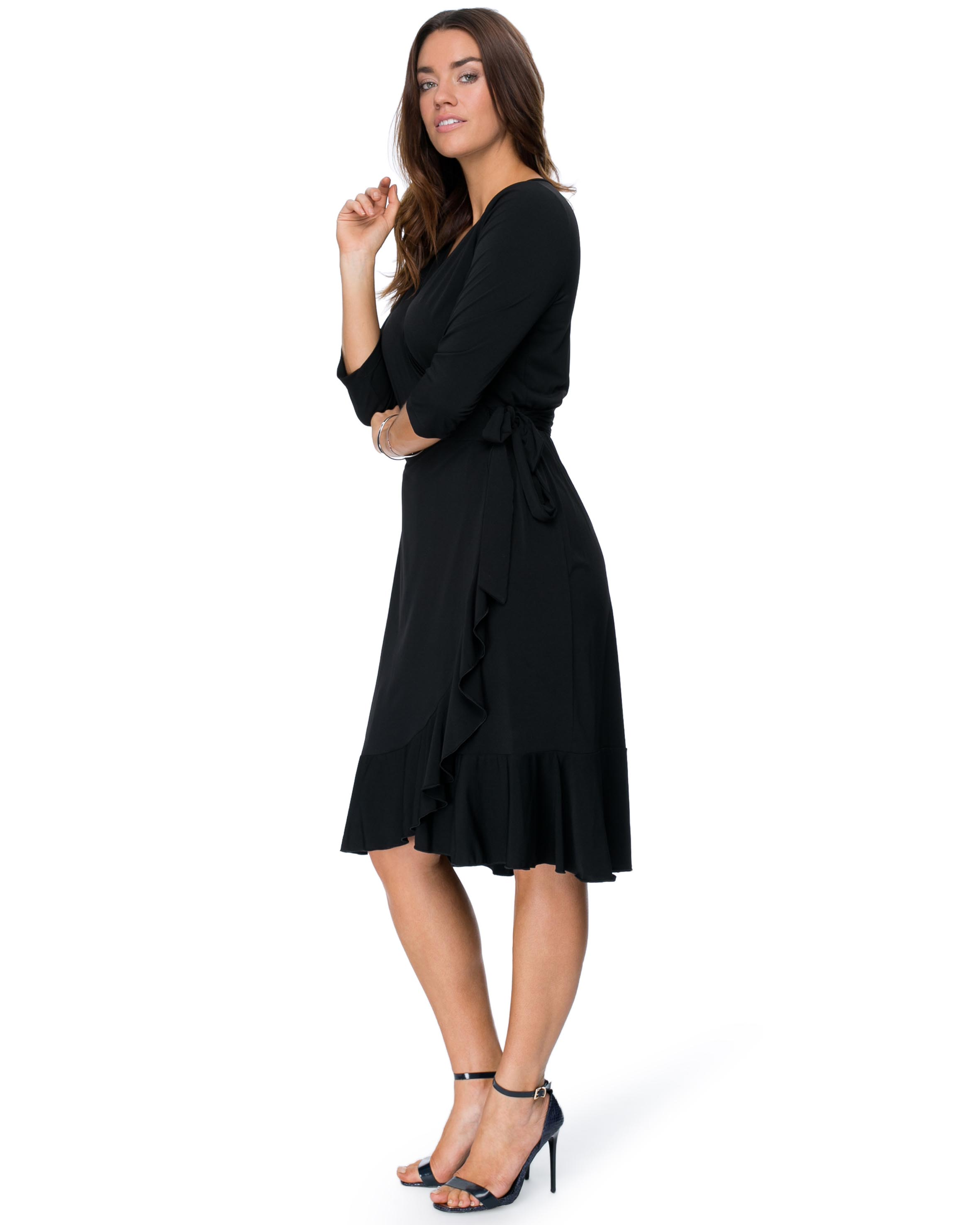 Flattering Dresses For Curvy Women
