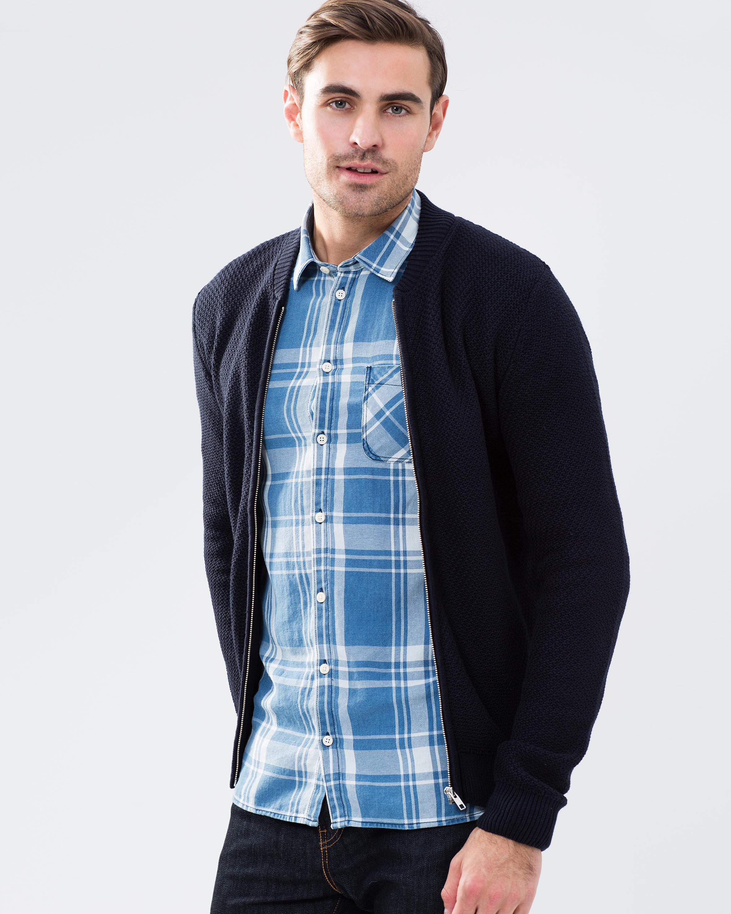 Cardigans | Cardigans Online | Buy Mens Cardigan Australia |- THE