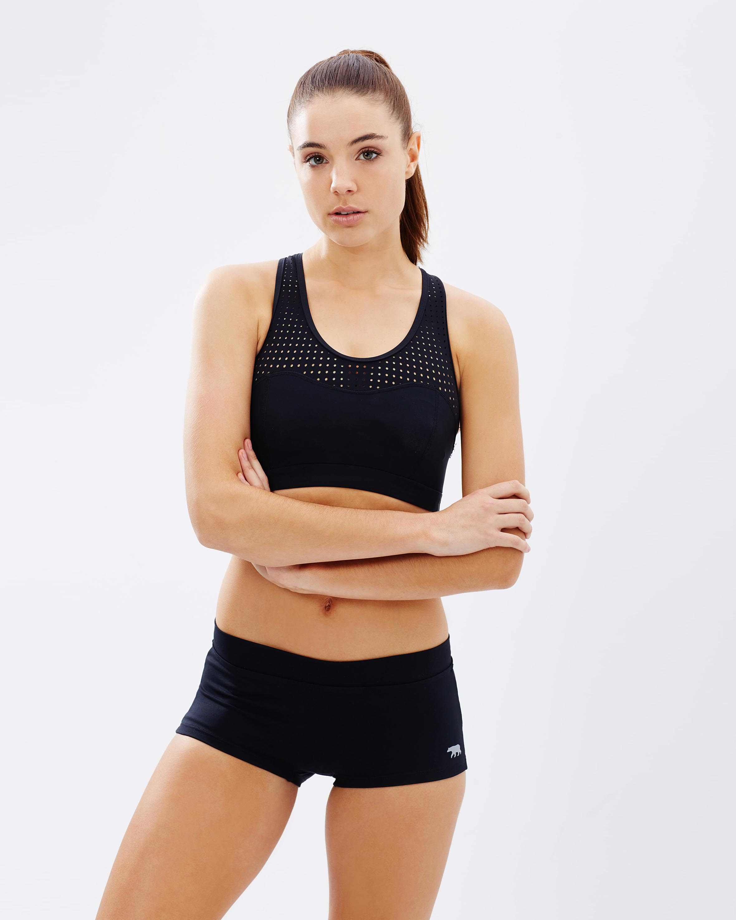 Wear Underwear While Exercising Running Bare