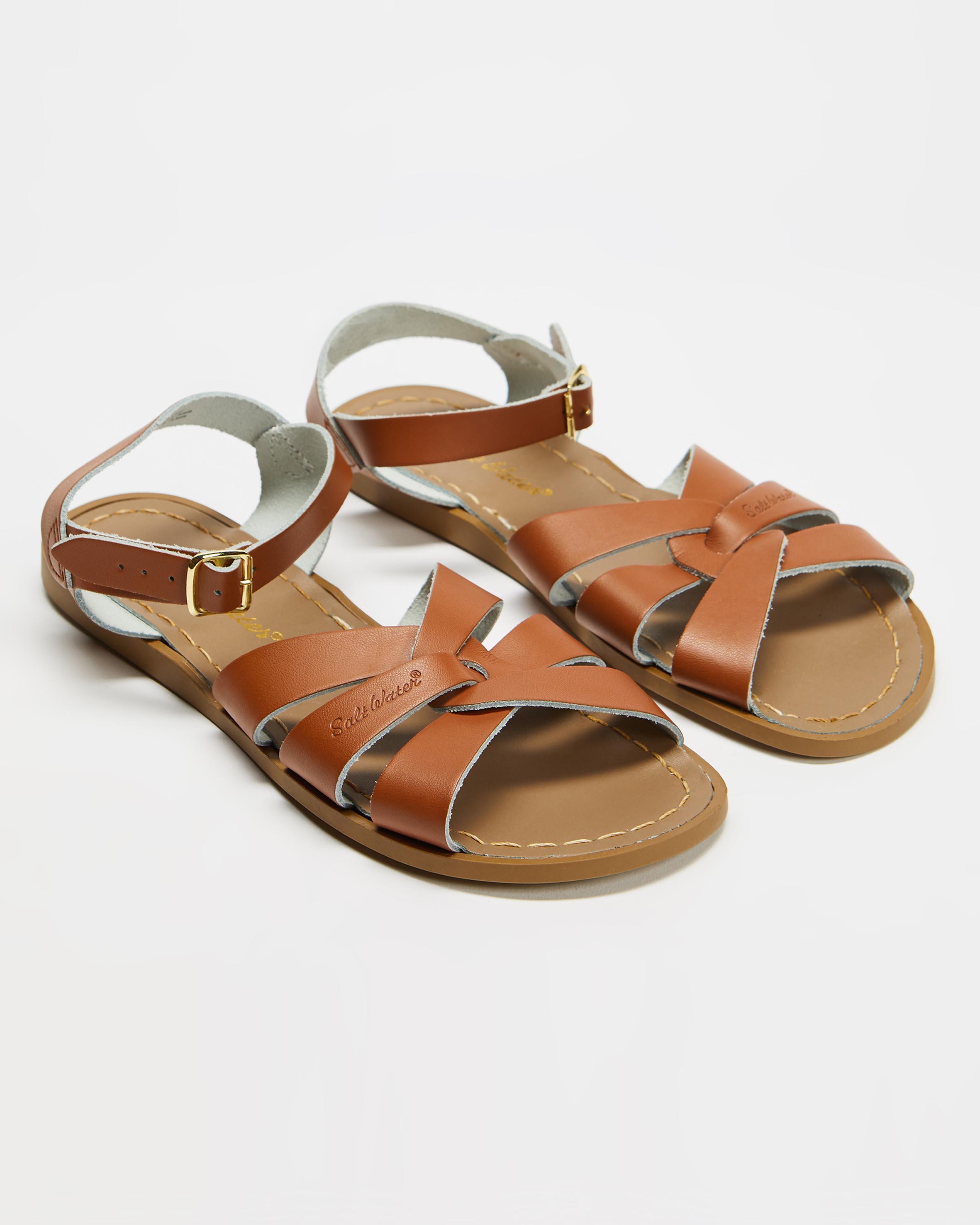 Hoy Shoe Company - Sun San Salt Water Sandals