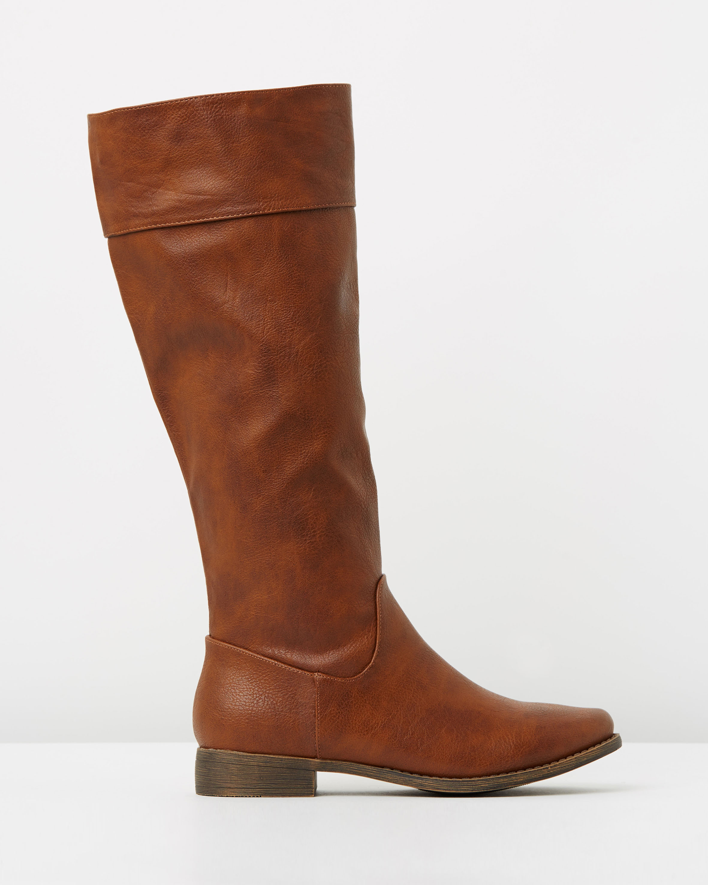 Long Brown Boots For Women - Boot Hto