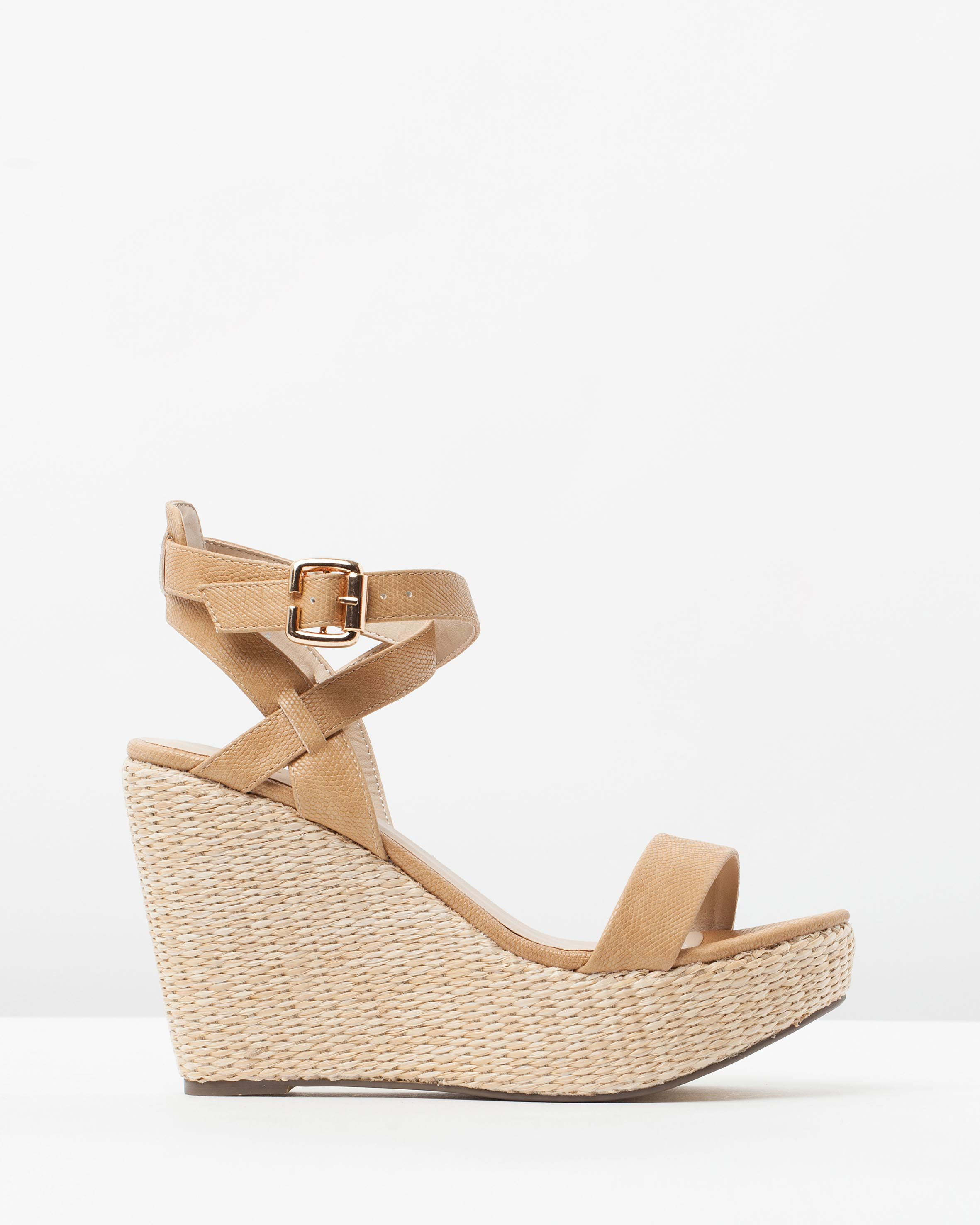 Wedges | Wedge Shoes | Buy Womens Wedges Online Australia |- THE