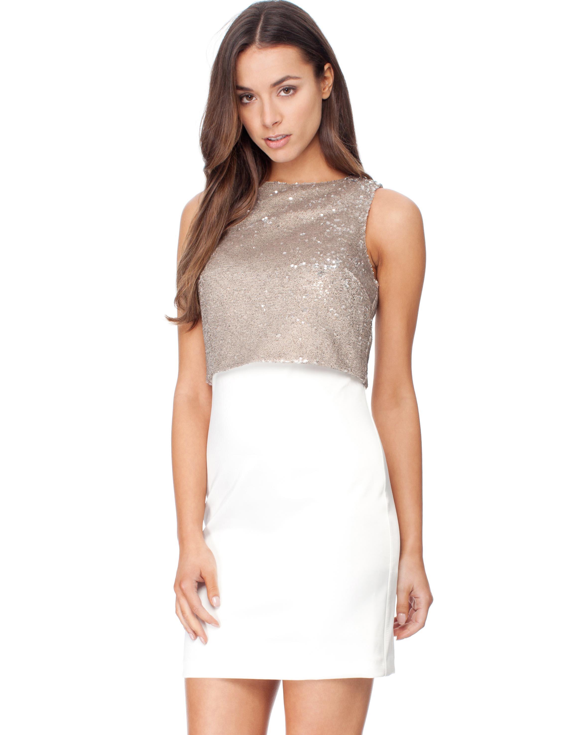 Sequin Dresses Online
