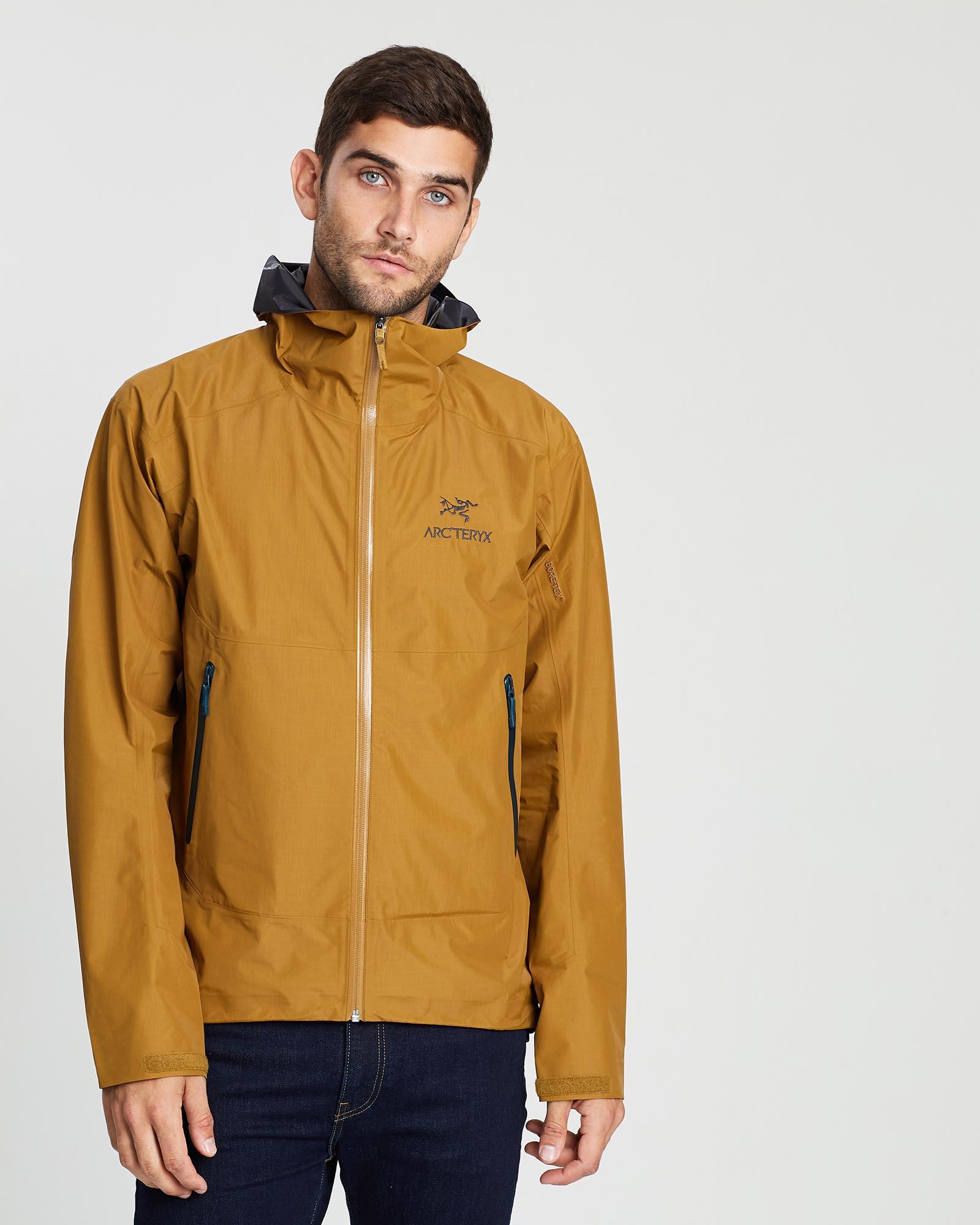 Best Hiking Jacket Arcteryx Rain Review
