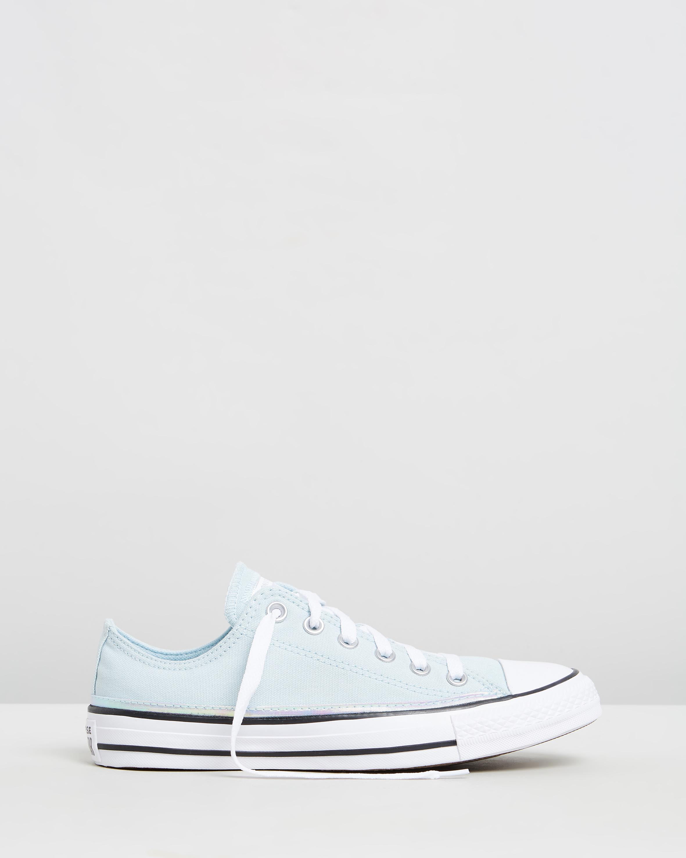 Chuck Taylor All Star Iridescent Stripe Sneakers Women's