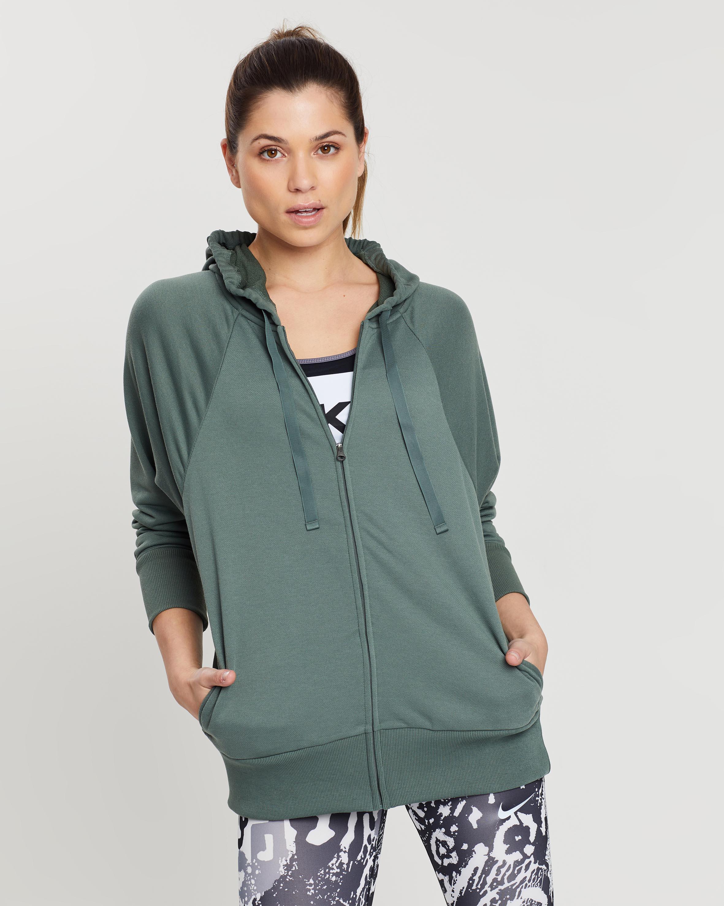 Save money on Nike Sportswear Women's Full Zip Hoodie 50